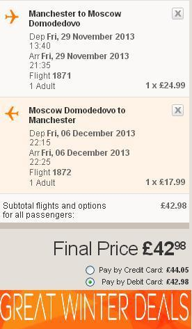 get to moscow